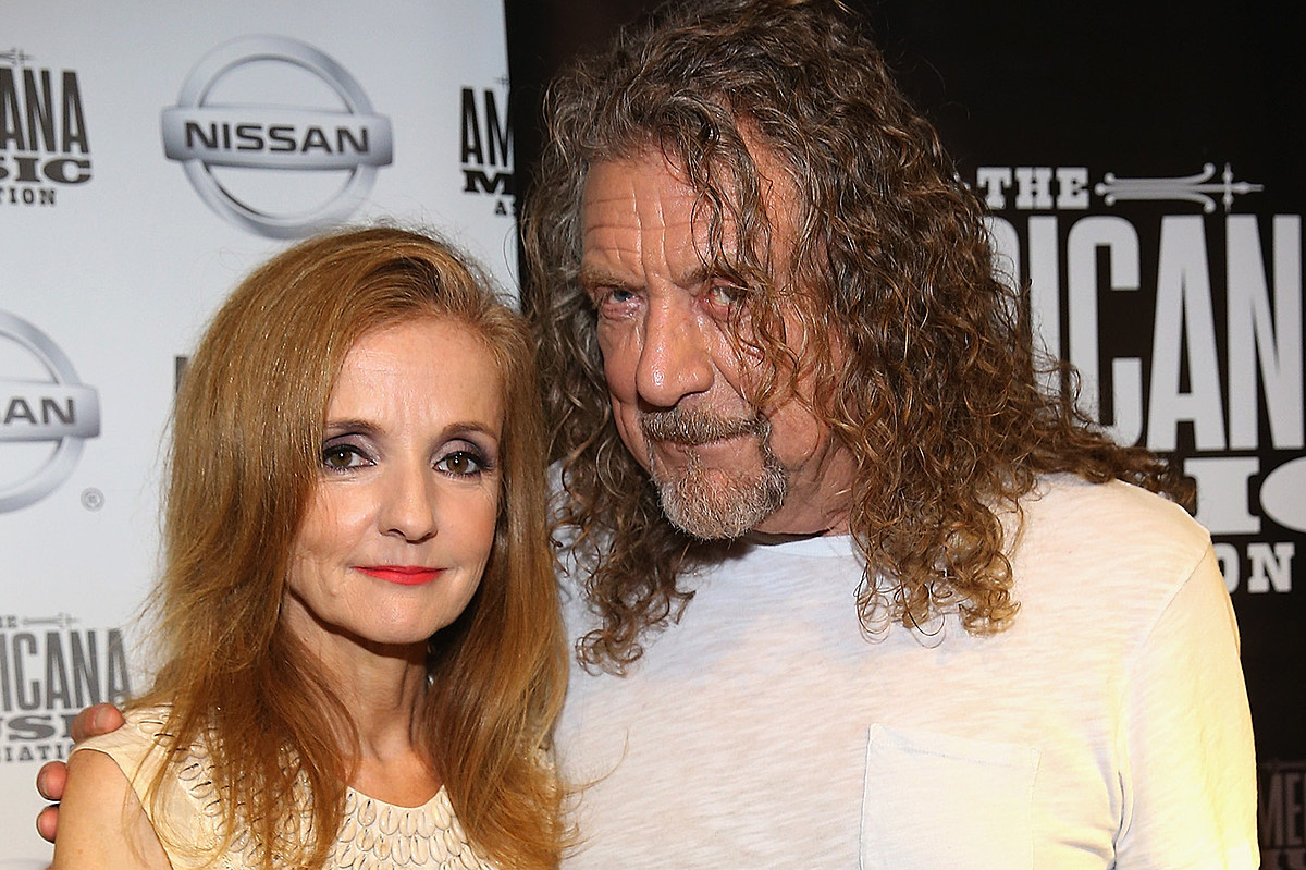 How Band of Joy Brought Robert Plant and Patty Griffin Together