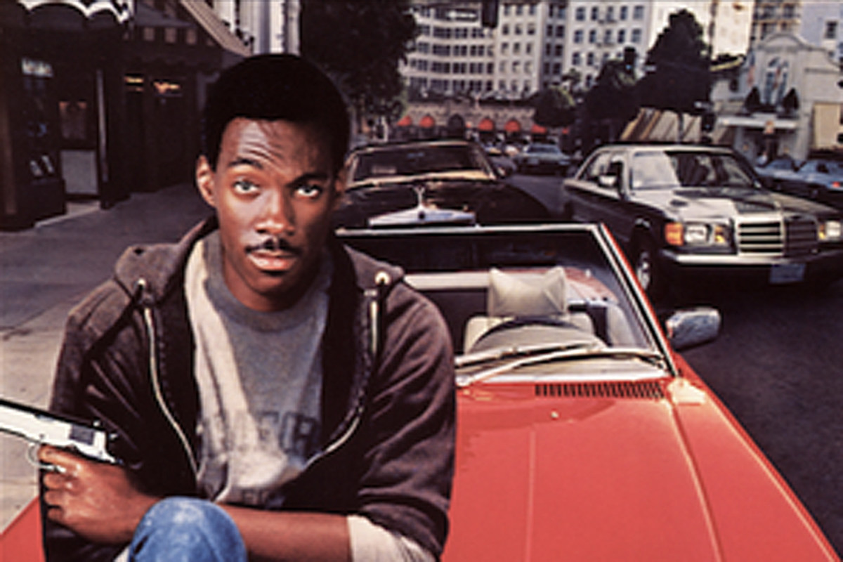 35 Years Ago: 'Beverly Hills Cop' Puts Eddie Murphy Back on Top
