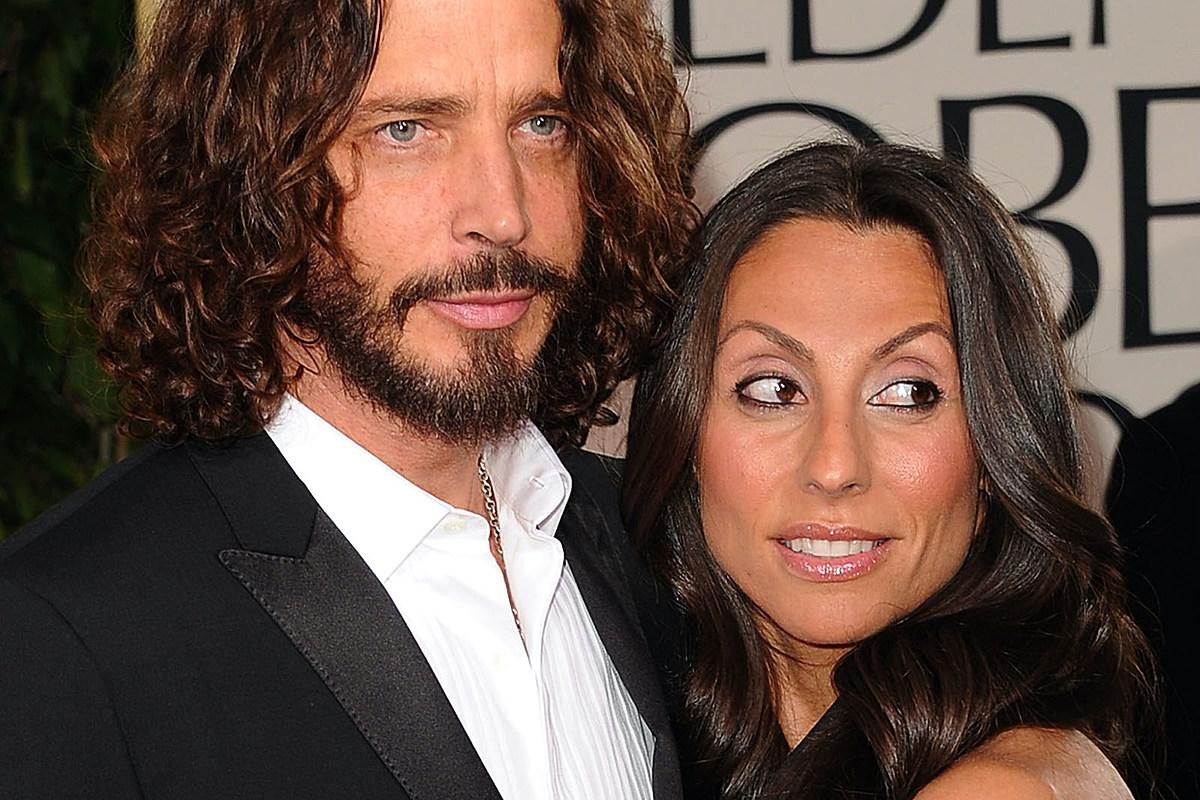 Chris Cornell's Widow Is Suing Soundgarden