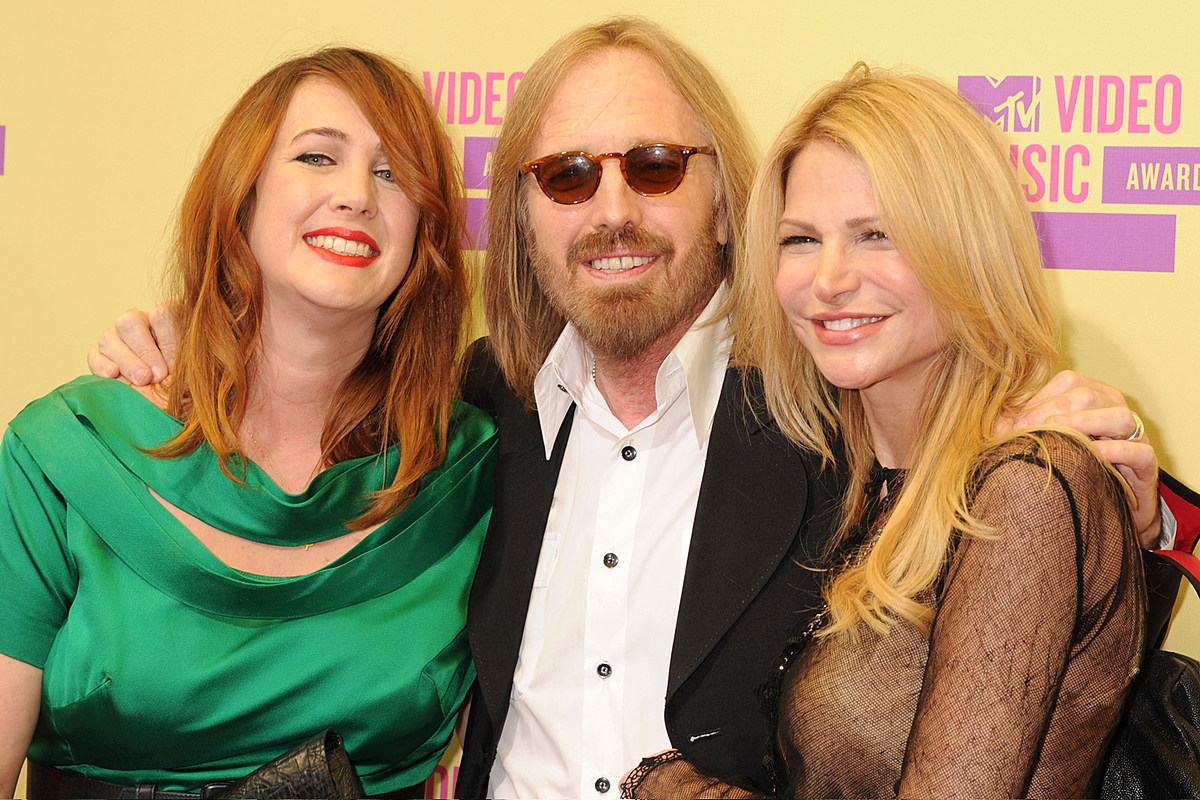 Tom Petty Widow and Daughters Reportedly End Legal Estate Battle