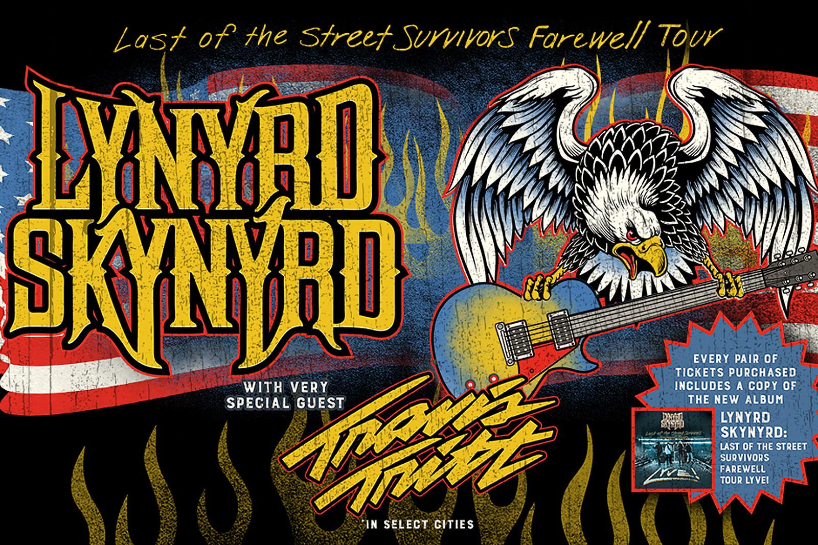 Lynyrd Skynyrd Tour 2020.Lynyrd Skynyrd Announces 2020 U S Tour Dates
