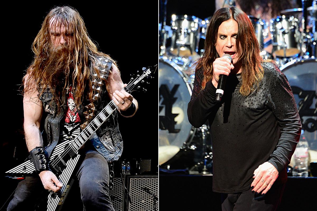Zakk Wylde Confirms Involvement in 2020 Ozzy Osbourne Tour