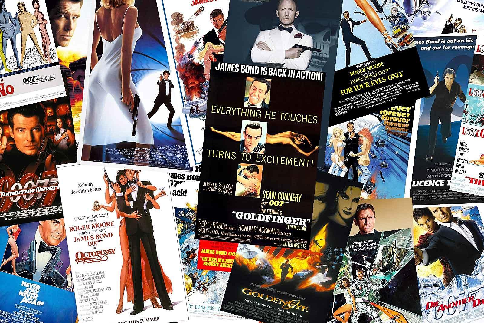 James Bond Movies Ranked Worst To Best
