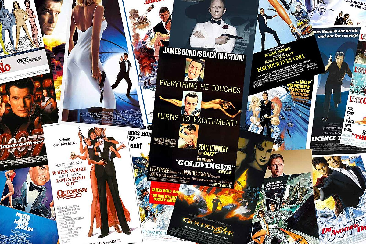 The Stories Behind All 26 James Bond Movies