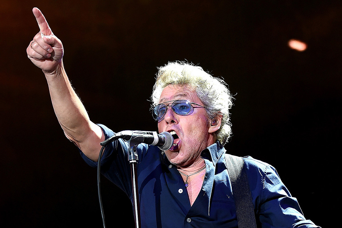Roger Daltrey 'Angry' About Bonus Tracks on New Who Album