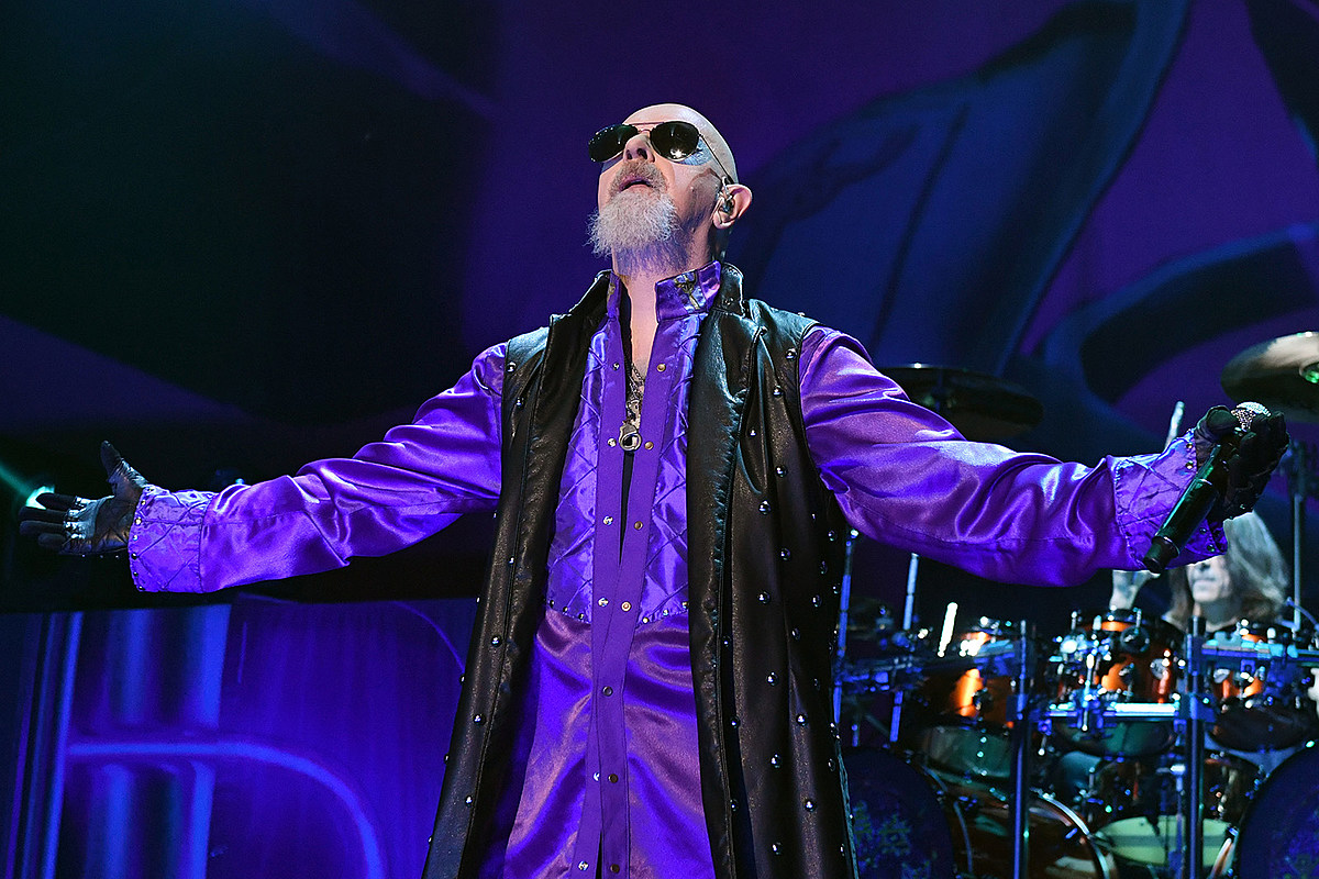 Rob Halford 'Came Out' 20 Years Before He Realized