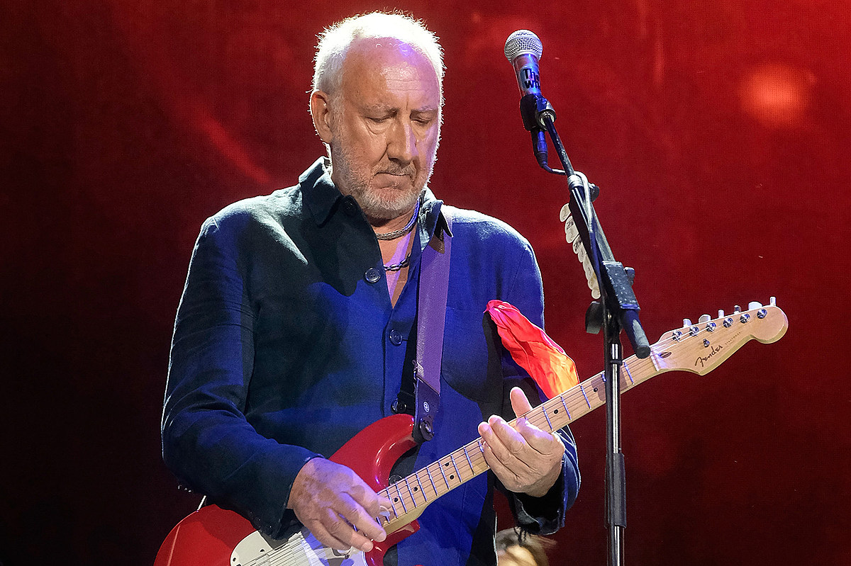 Pete Townshend Wanted to Quit the Who From 'Day One'