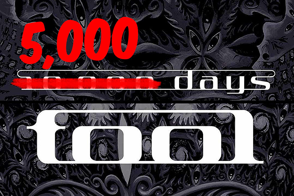 Tool S 10 000 Days Is 5 000 Days Old What S Happened Since They're way off, but that's fine. or is the entire concept of interpreting the songs way off? tool s 10 000 days is 5 000 days old
