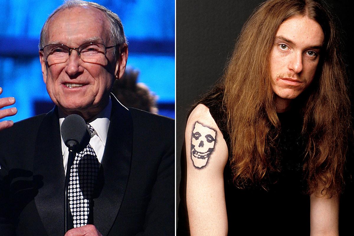 Cliff Burton's Father Ray Dies