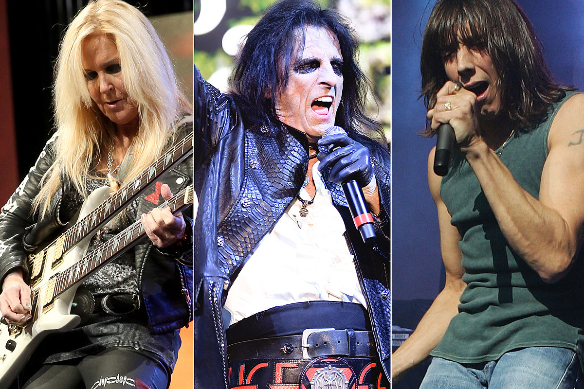 Alice Cooper, Tesla and Lita Ford Announce 2020 Summer Tour