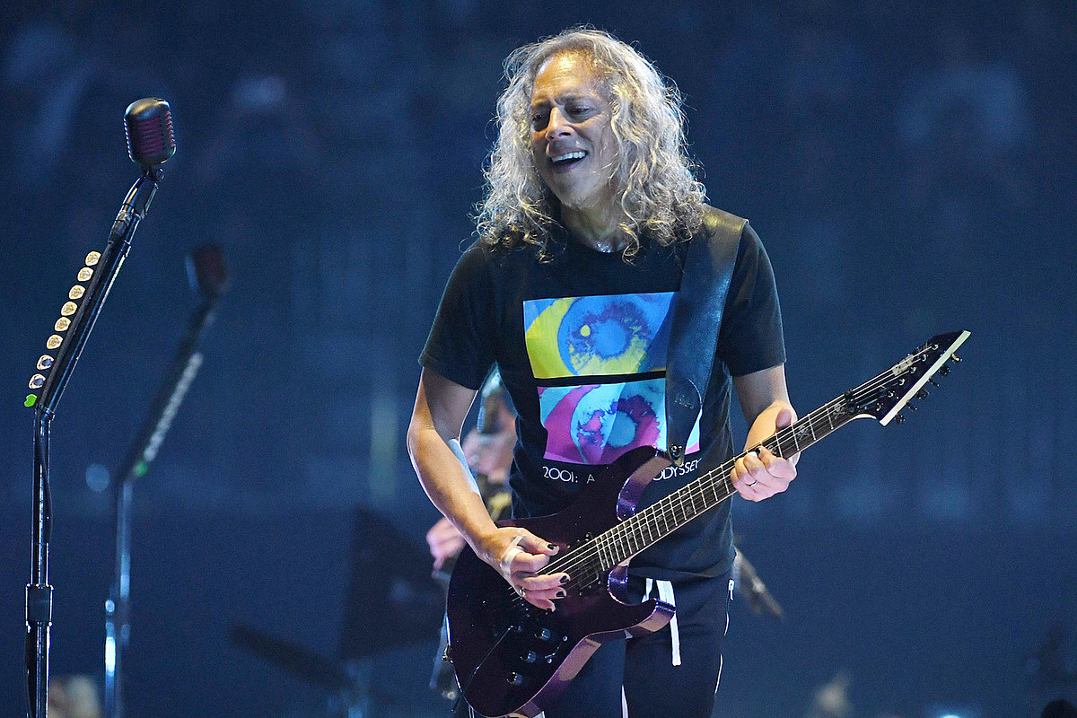 Kirk Hammett Admits Metallica Wasted Their Time Fighting Napster
