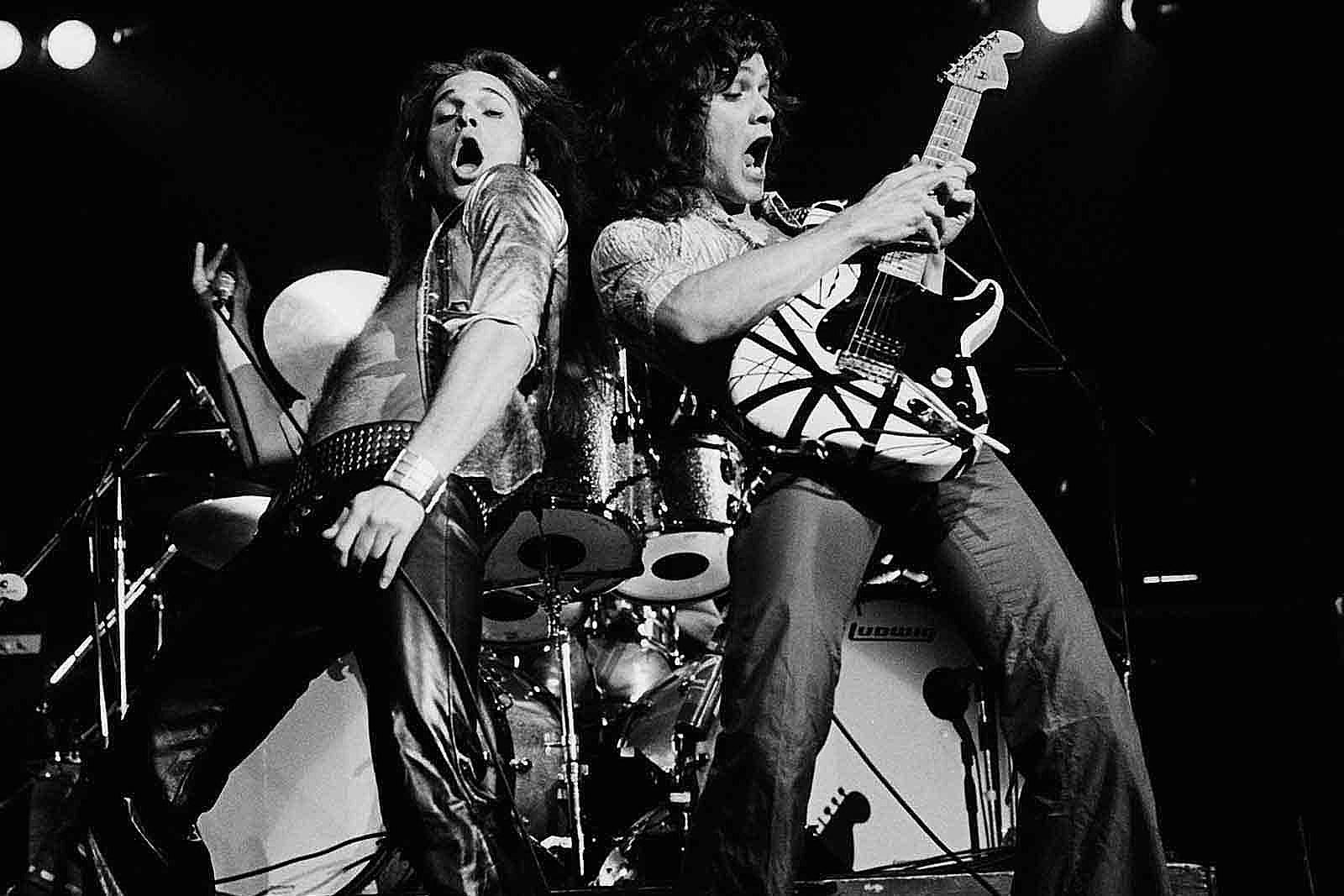 David Lee Roth Releases New Song Dedicated to Eddie Van Halen