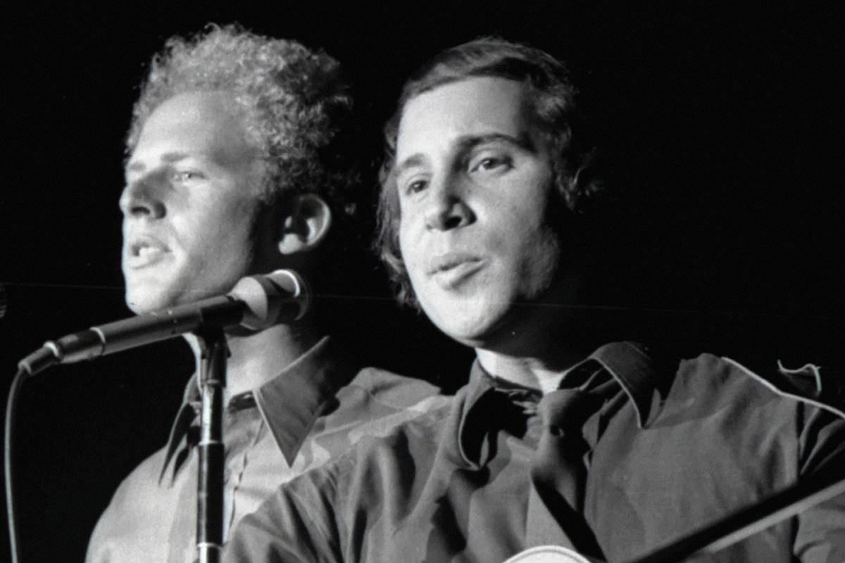 Simon and Garfunkel Release 'Live at Carnegie Hall 1969' EP
