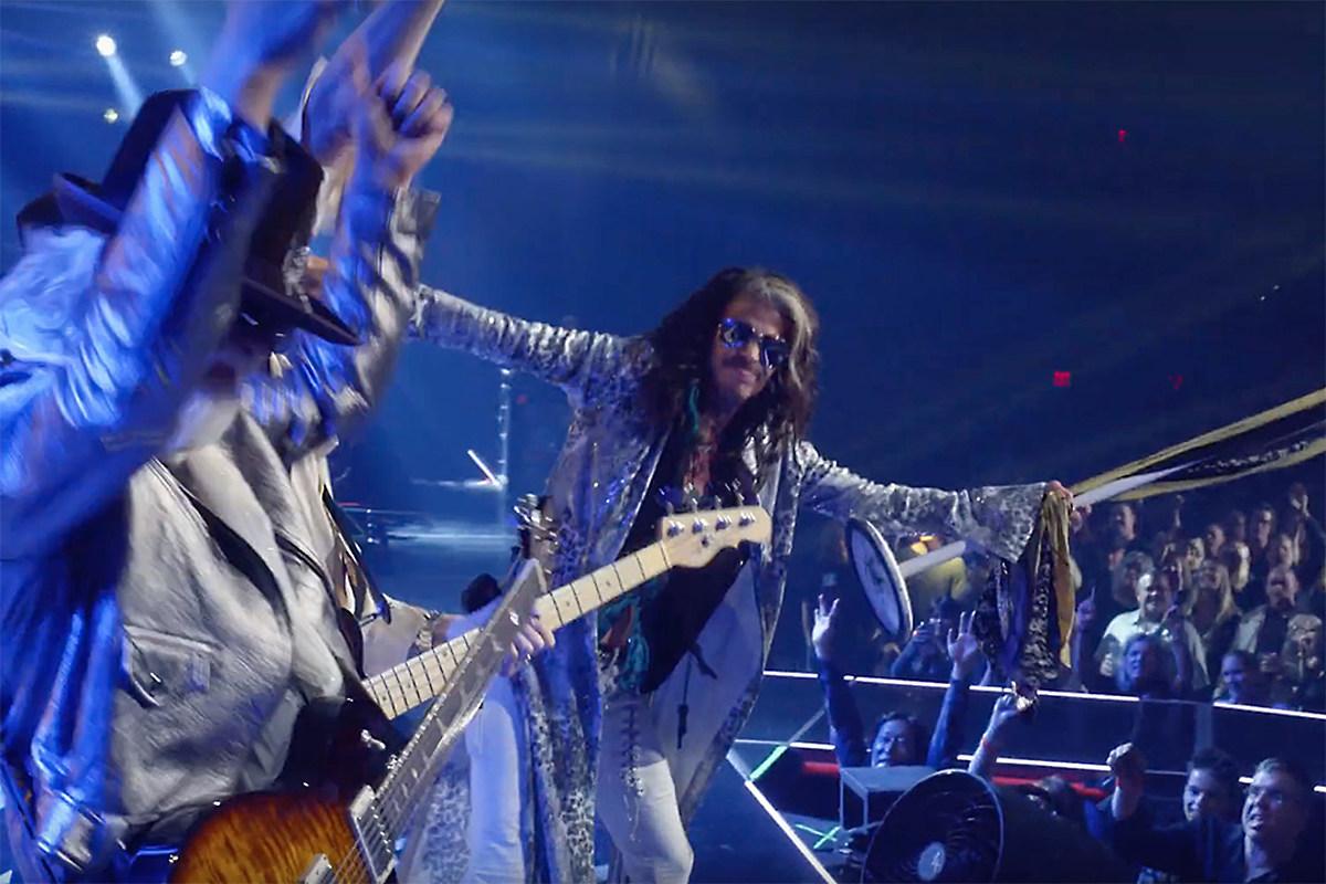 Watch Aerosmith Star in New Las Vegas TV Commercial