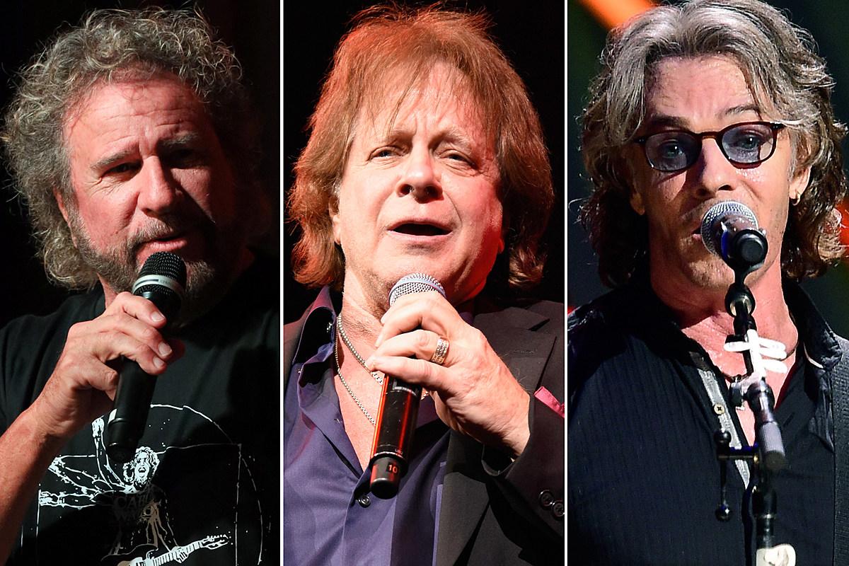Sammy Hagar, Rick Springfield to Lead Eddie Money Tribute Show
