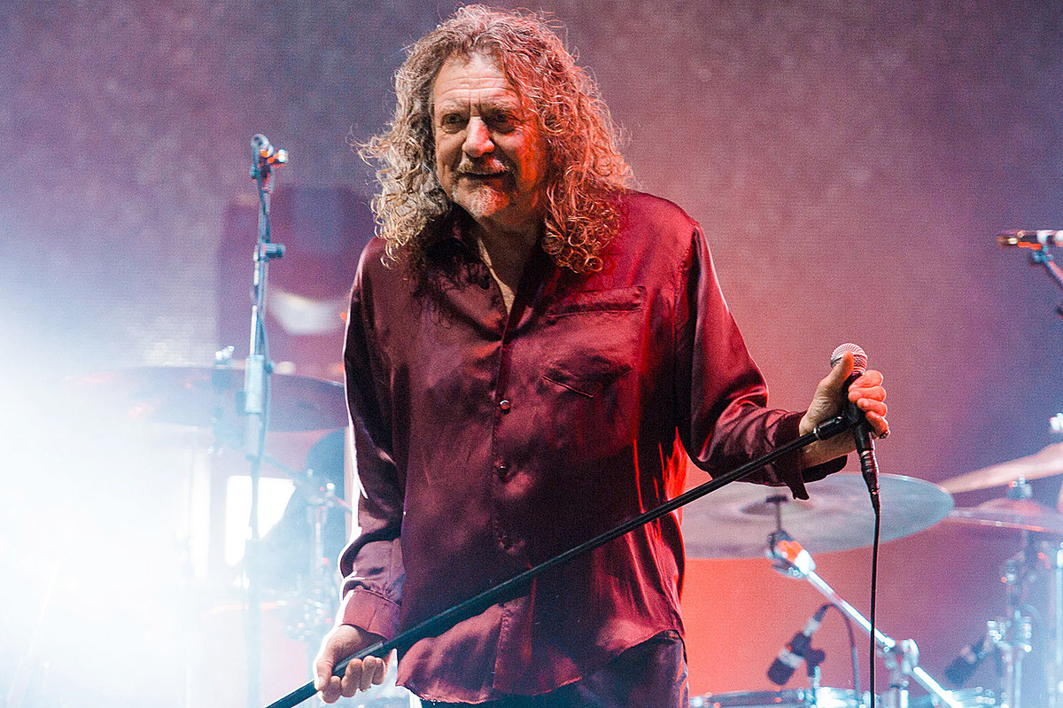 Robert Plant Might Use Podcasts to Release Unheard Music