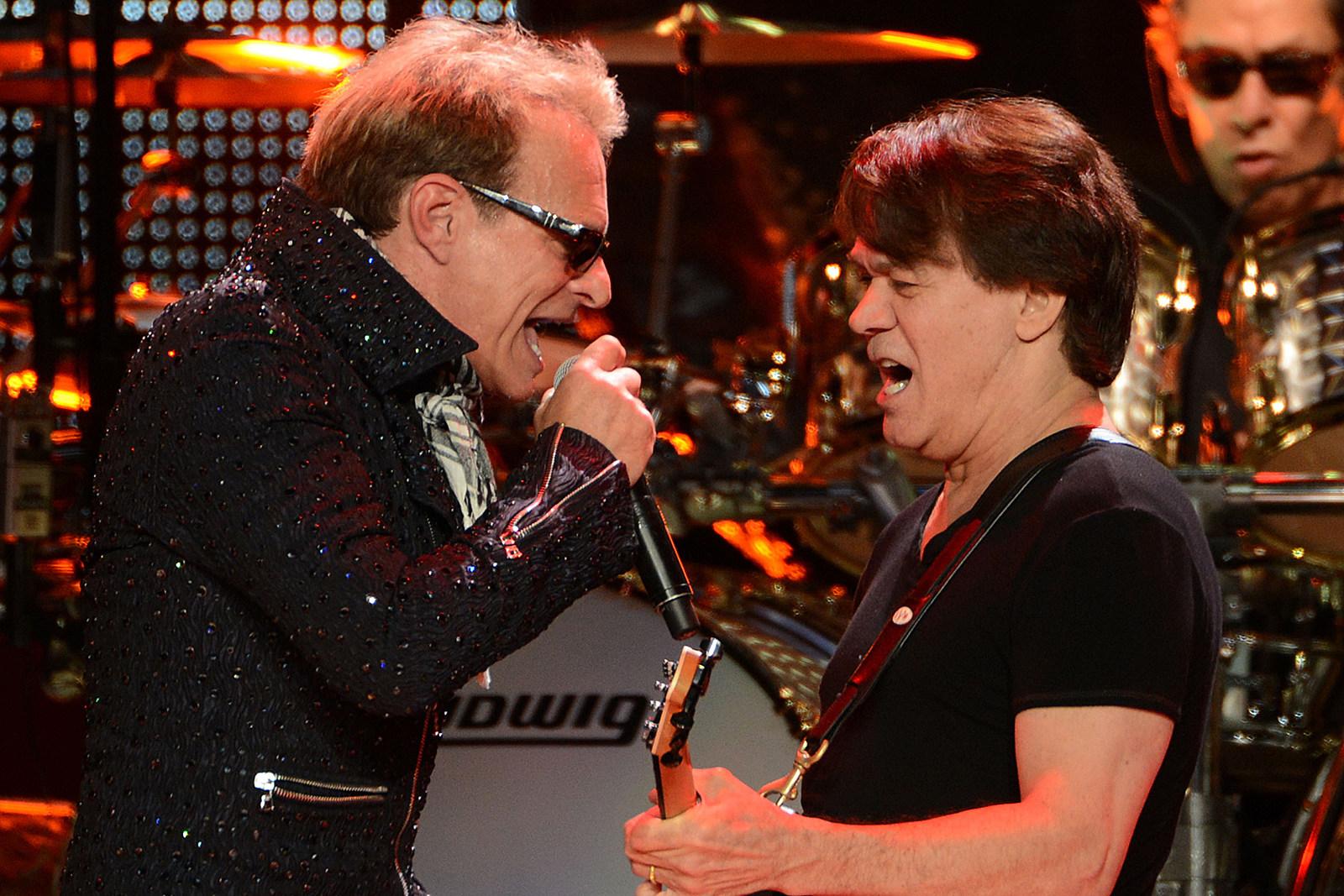 David Lee Roth Says Eddie Van Halen Is Not Doing Well