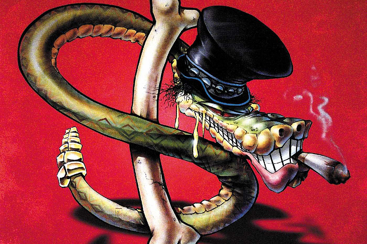 25 Years Ago: Slash's Snakepit Rekindle His Love of Music