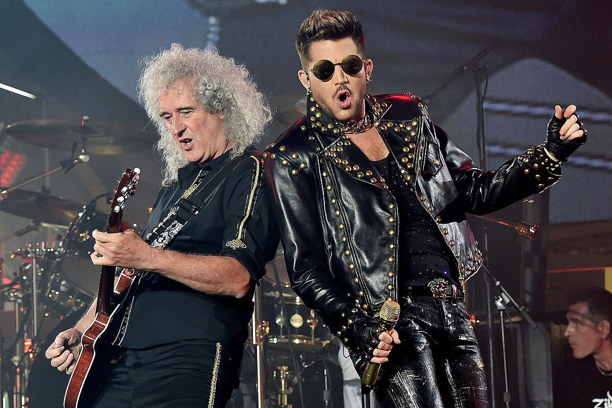 See Queen + Adam Lambert Cover Led Zeppelin's 'Whole Lotta Love'