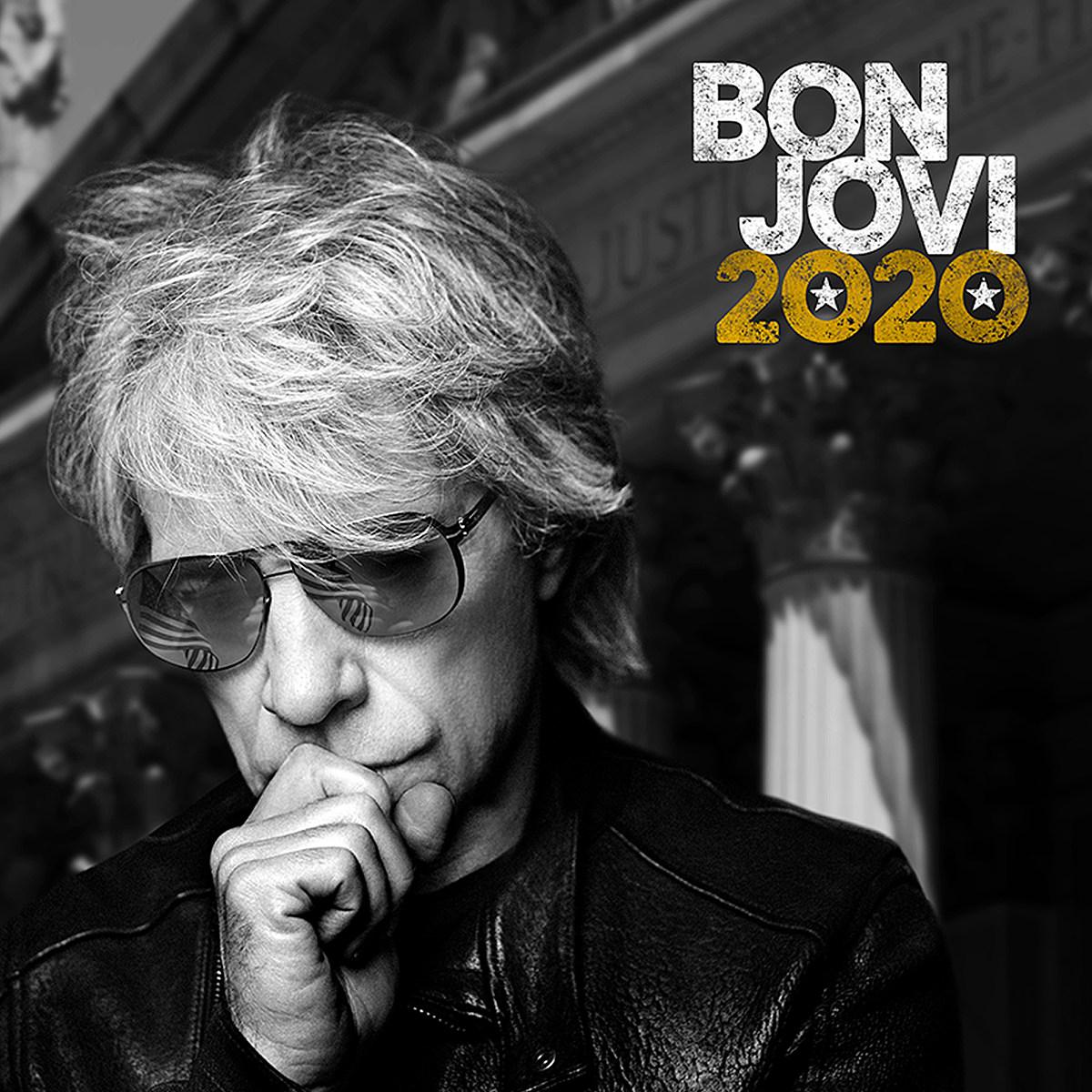 Bon Jovi Share 'Limitless' Single and '2020' Album Cover Art
