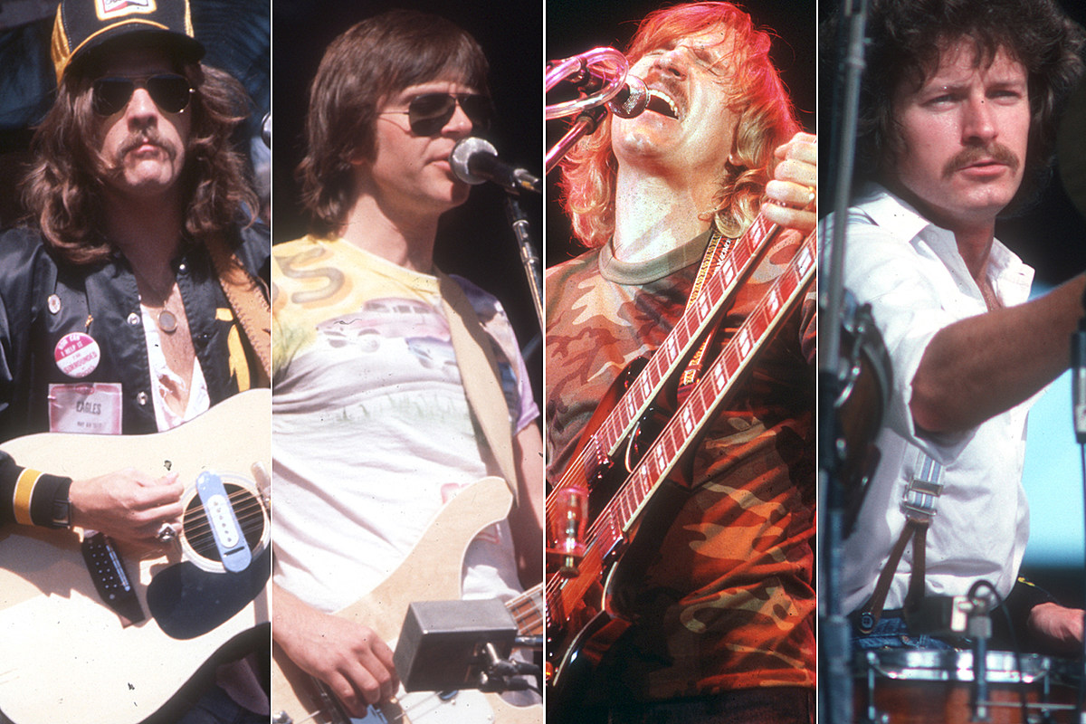 Who Sang the Most Eagles Songs? Lead Vocal Totals