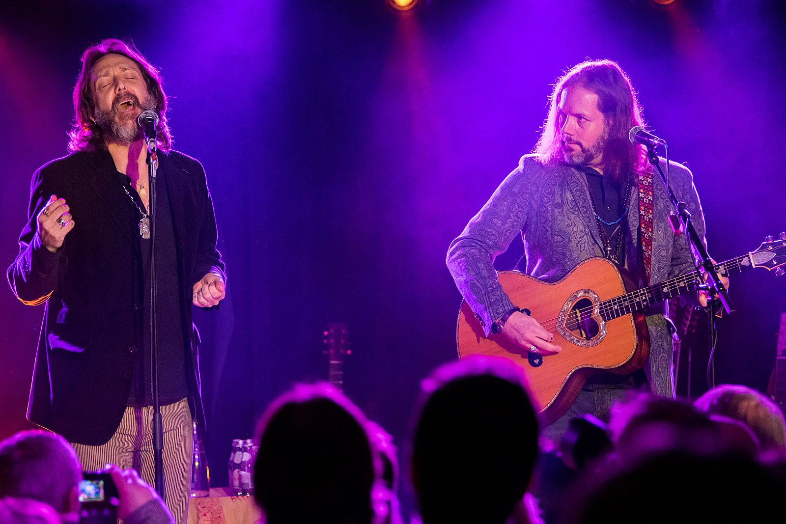 Why the Black Crowes Are 'Having Fun Playing' Again