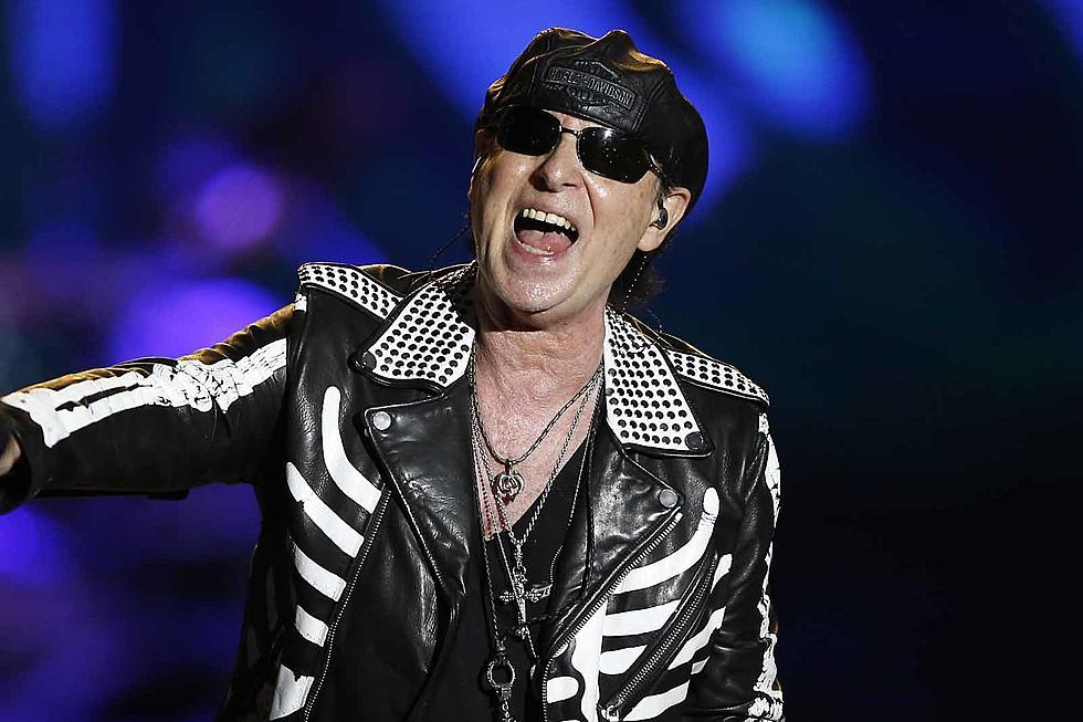 Scorpions Postpone Show Due to Klaus Meine's Kidney Stones