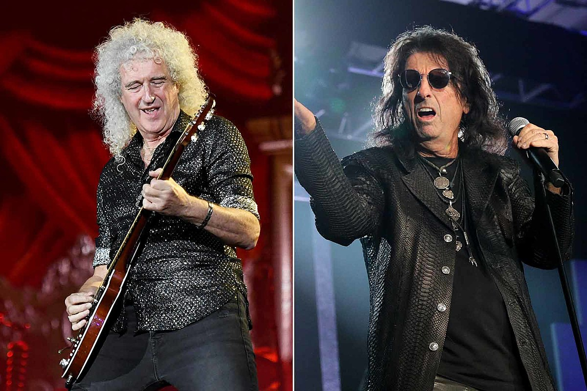 Queen, Alice Cooper Slated for Fox 'Fire Fight Australia' TV Show