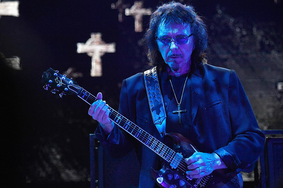 iommi Tony Iommi's Struggle with 'Horrible' 'Paranoid' Solo