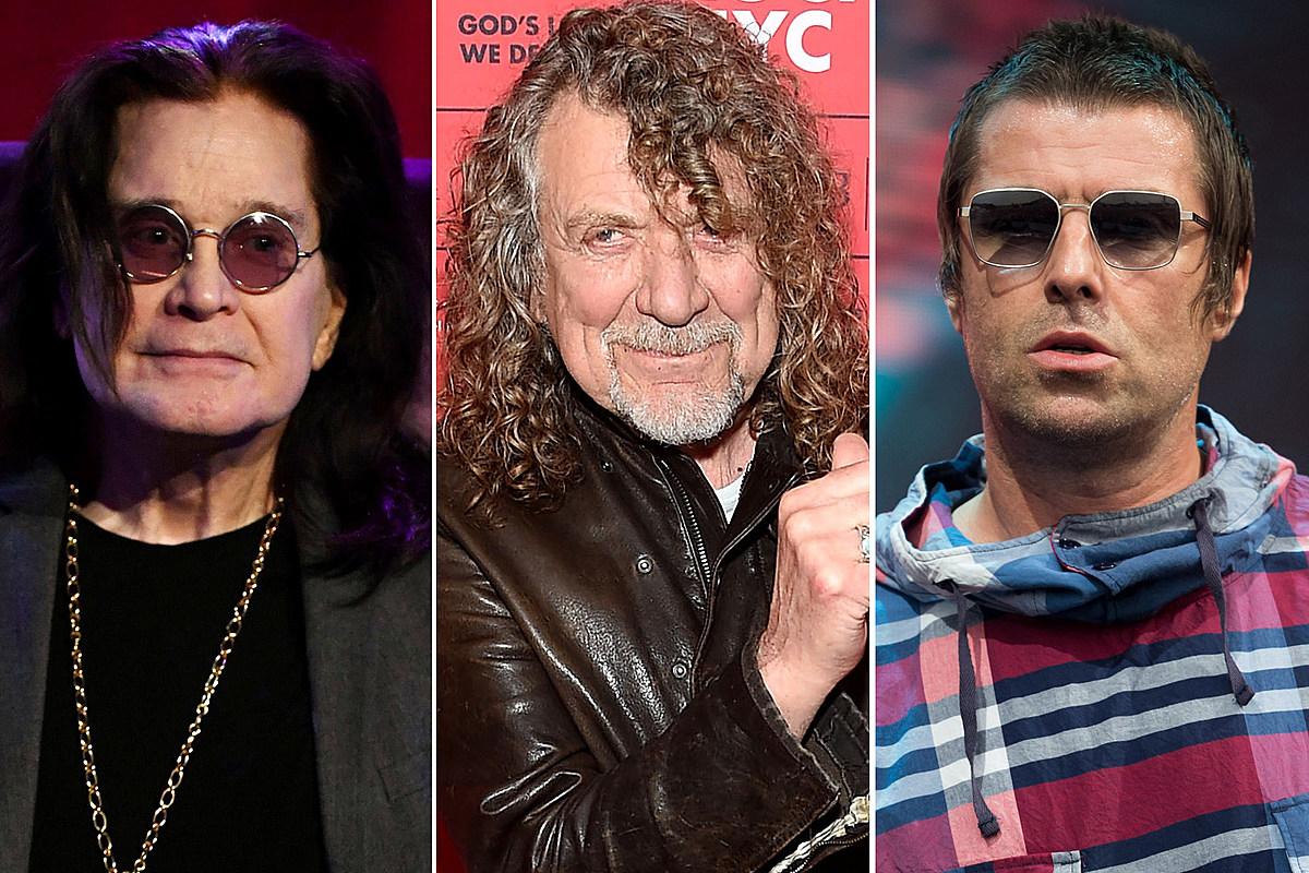 Ozzy Osbourne, Robert Plant and Oasis in Rockfield Studio Film