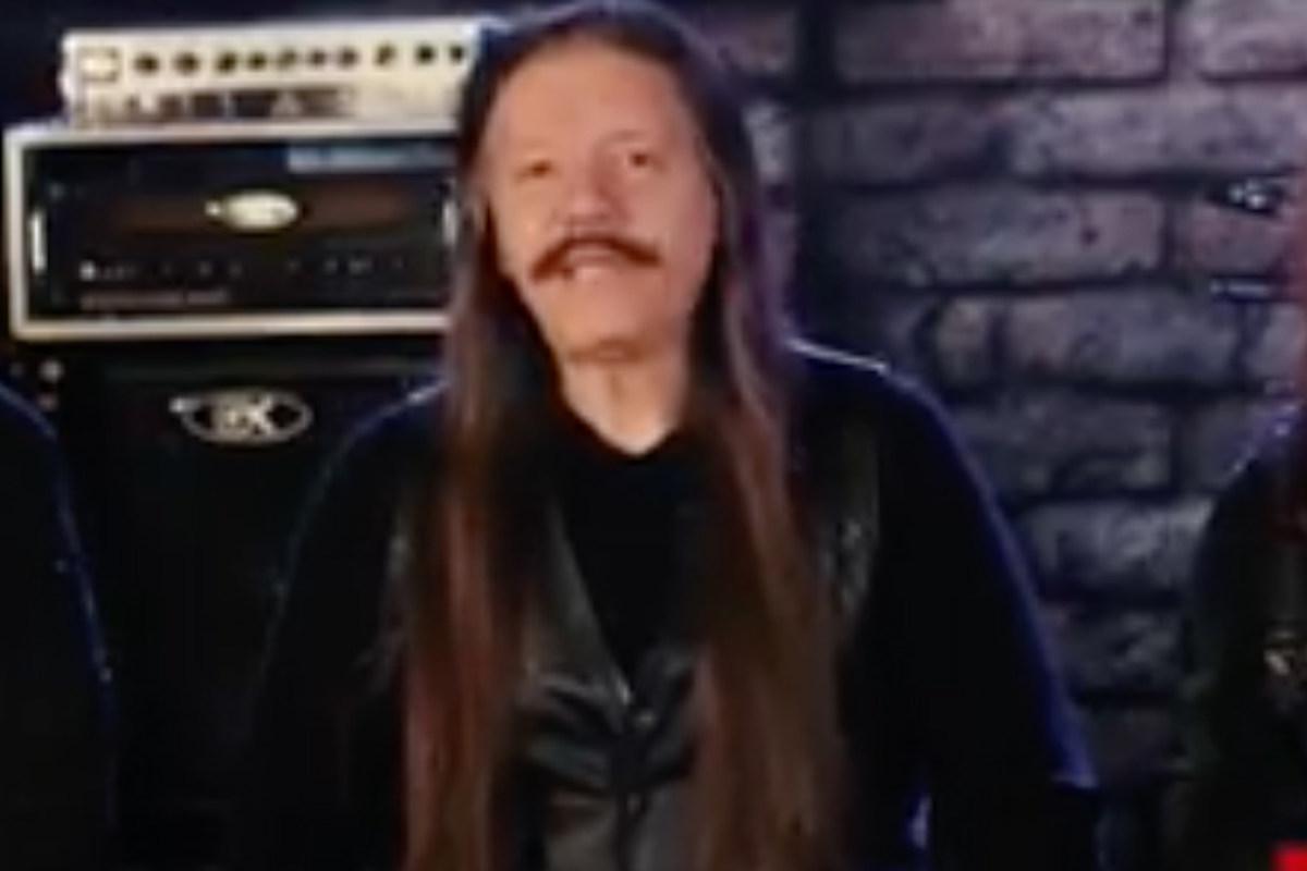 Riot Guitarist Lou 'L.A.' Kouvaris Dead at 66