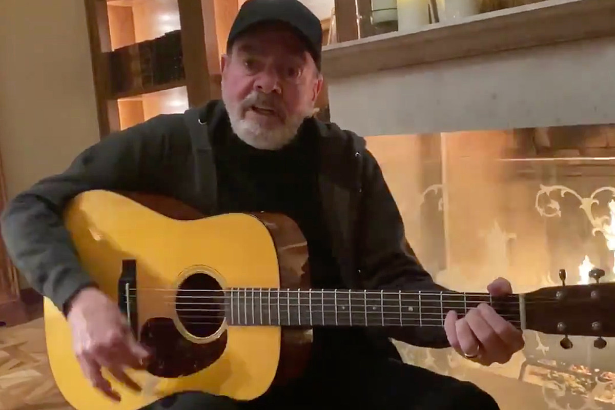Neil Diamond Reworks 'Sweet Caroline' Without the Hand Touching - Ultimate Classic Rock