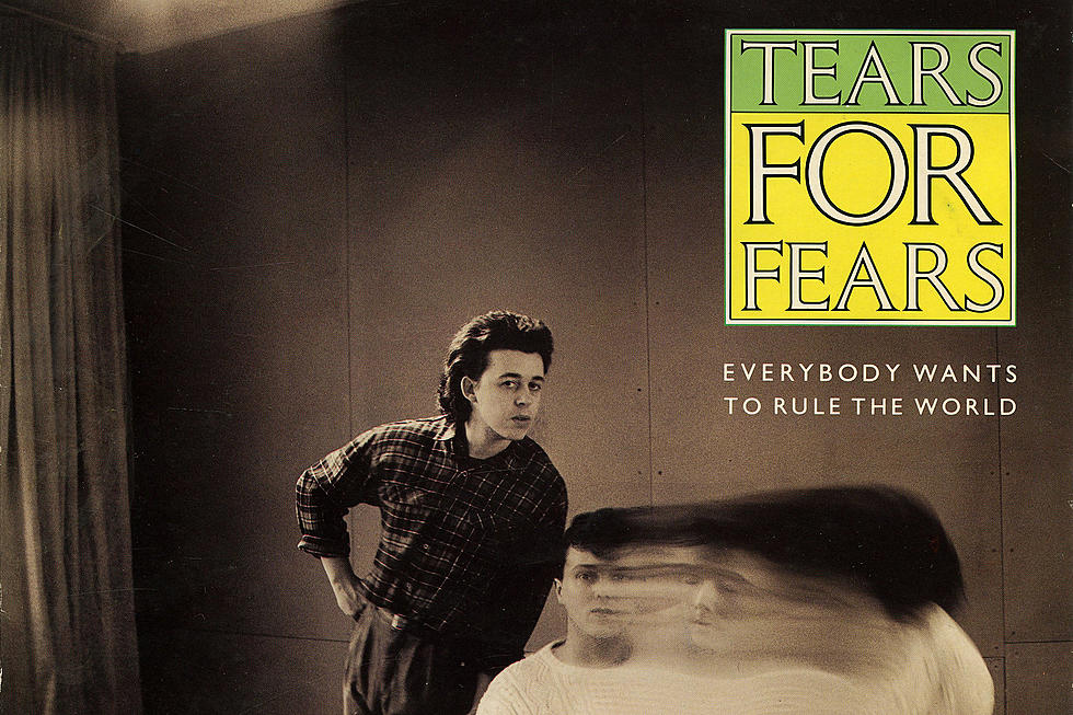 Tears for Fears Tossed Off 'Everybody Wants to Rule the World'