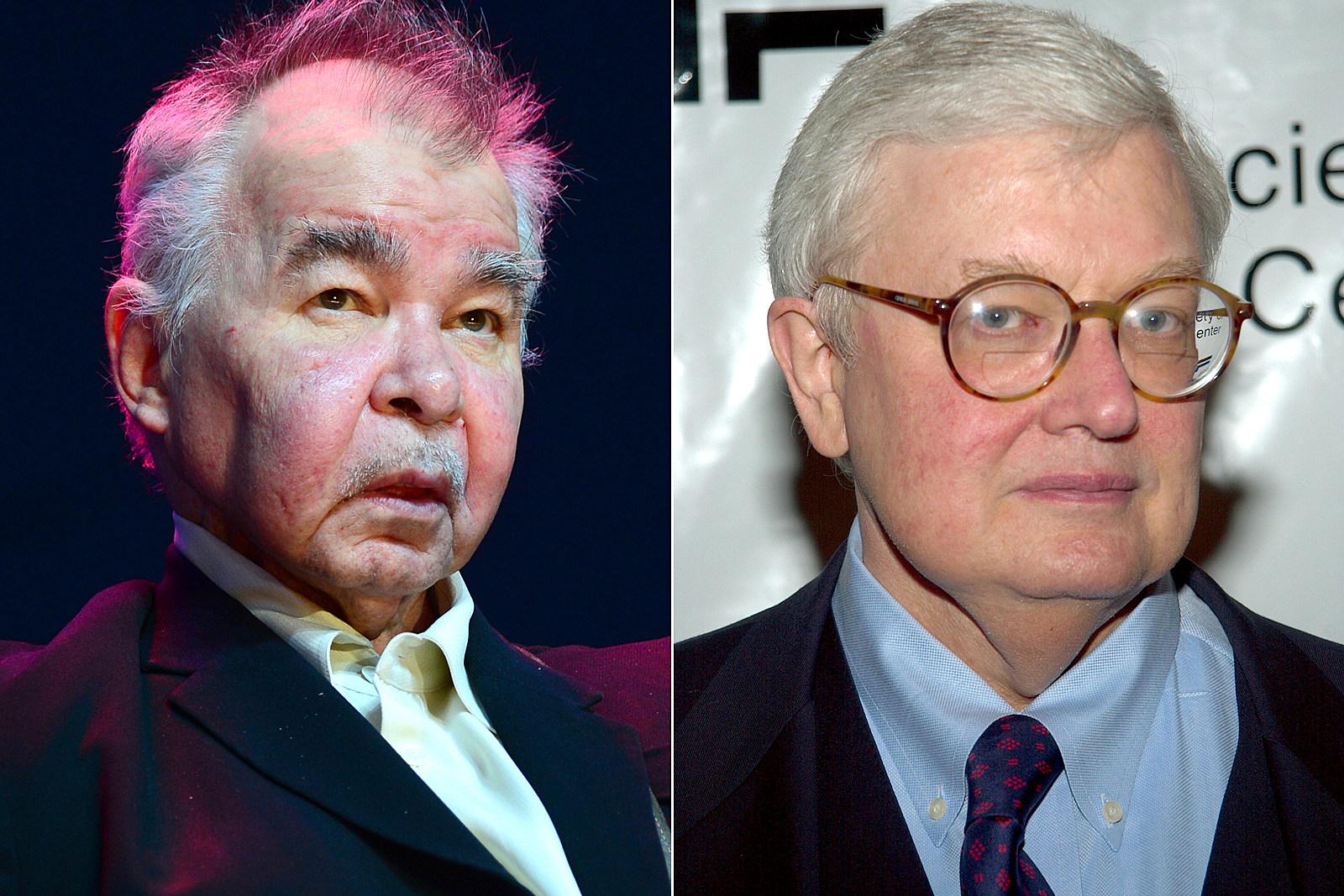 Roger Ebert Halloween 2020 How an Unplanned Roger Ebert Review Launched John Prine's Career