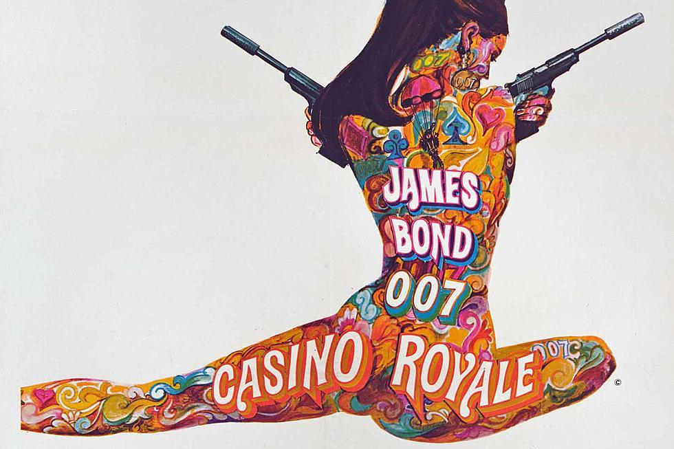 The original casino royale 7 in 1 casino game set