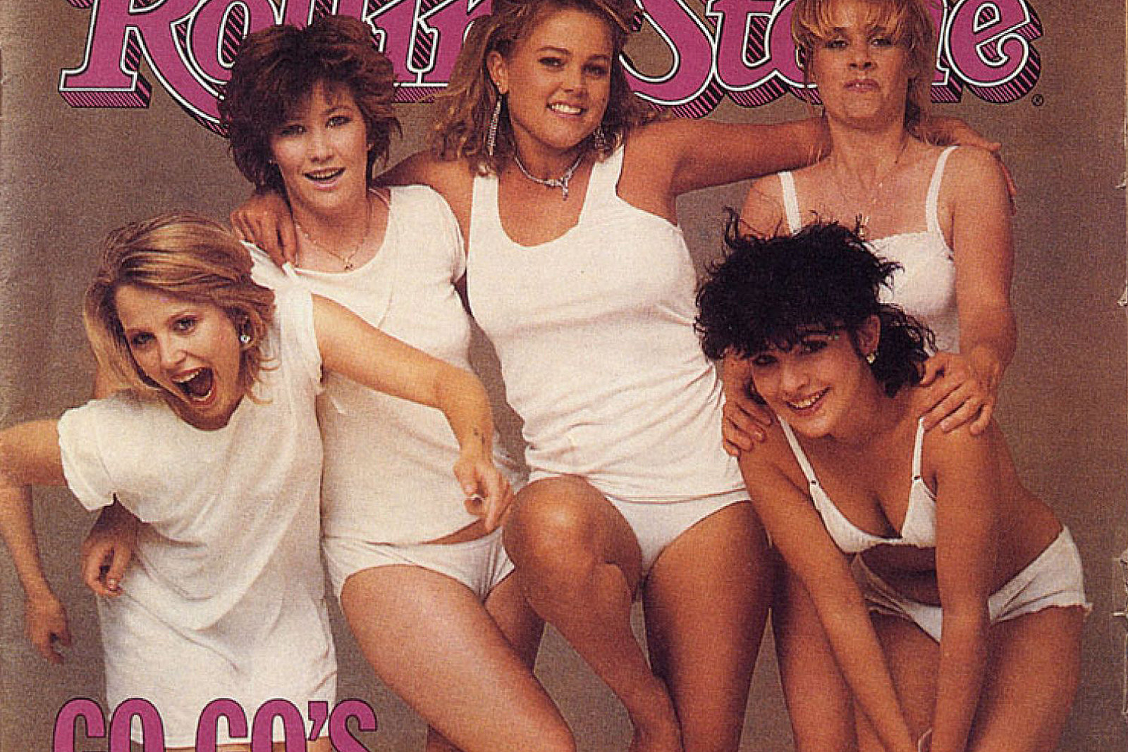 Go-Go's' Kathy Valentine Looks Back on Rock 'N' Roll 'Vacation'