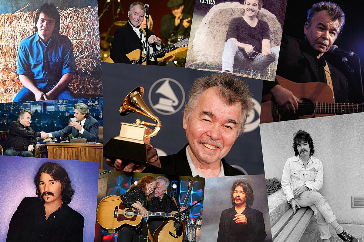 John Prine Through The Years: 1971-2020 Photos