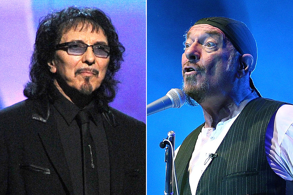 Why Tony Iommi Walked Out of Jethro Tull Audition
