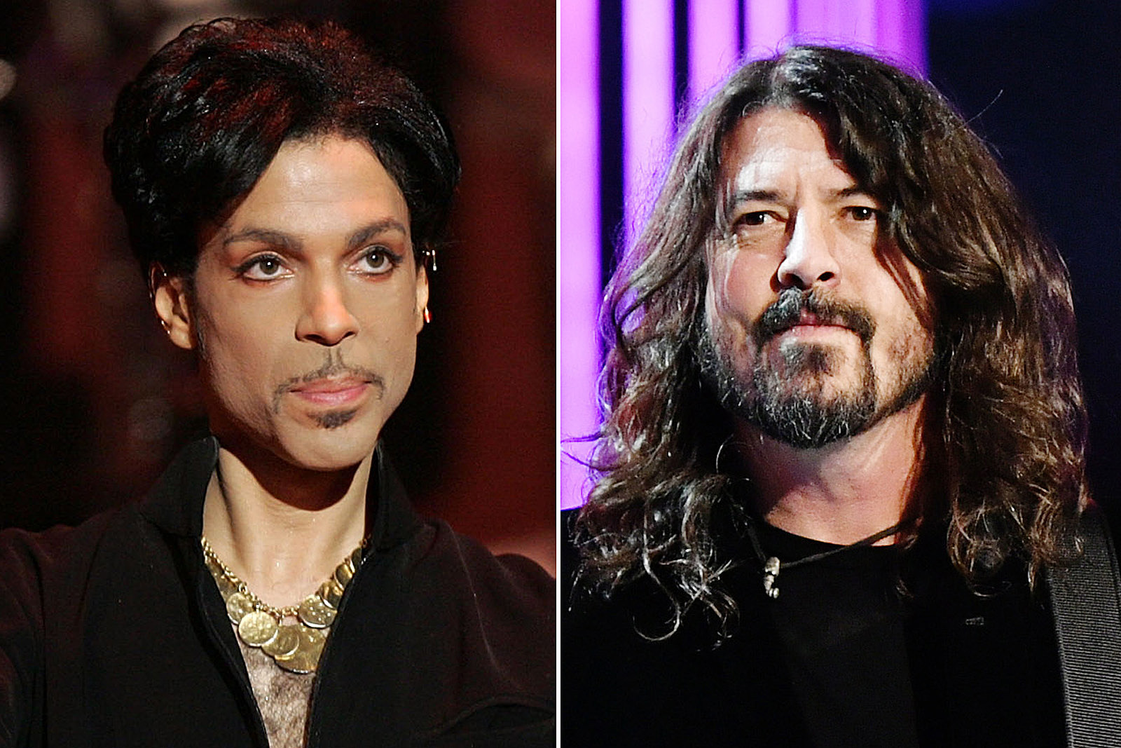 When Dave Grohl Jammed With Prince And No One Saw It