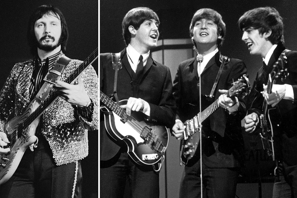 How the Who Caught the Beatles Swearing Instead of Singing Lyrics