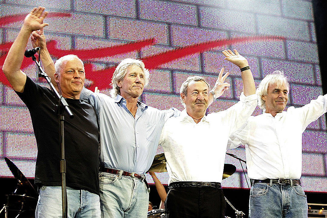 Roger Waters Says Former Pink Floyd Bandmates Were 'Toxic'