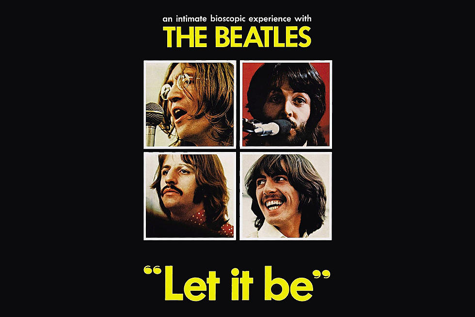 50 Years Ago: 'Let It Be' Movie Captures the Beatles' Final Days