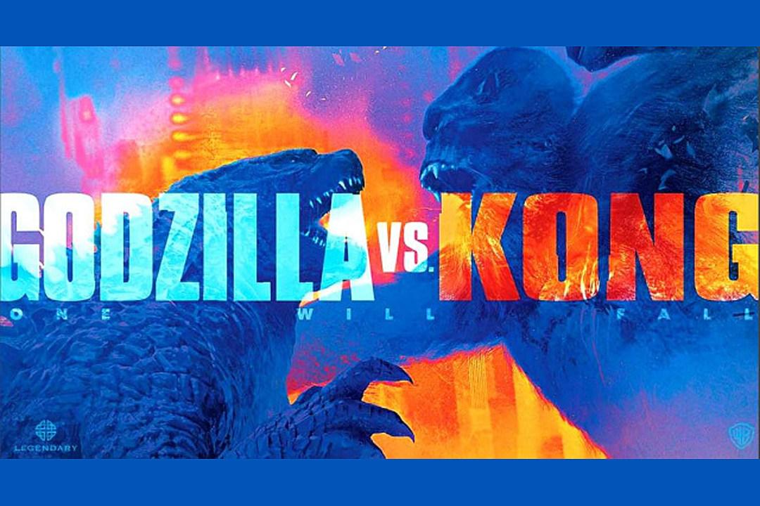 Watch Dramatic New 'Godzilla vs. Kong' Trailer