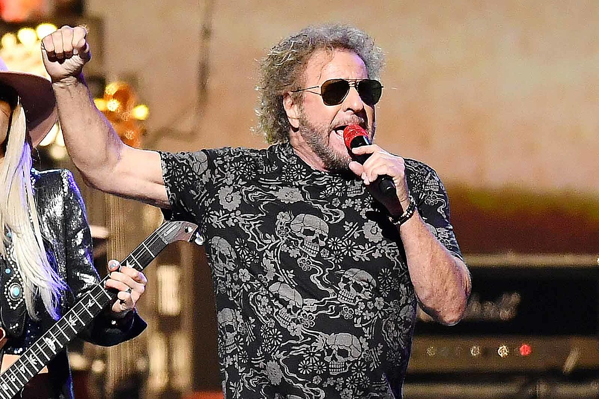 Sammy Hagar Says Concerts Can't Wait for a COVID-19 Vaccine