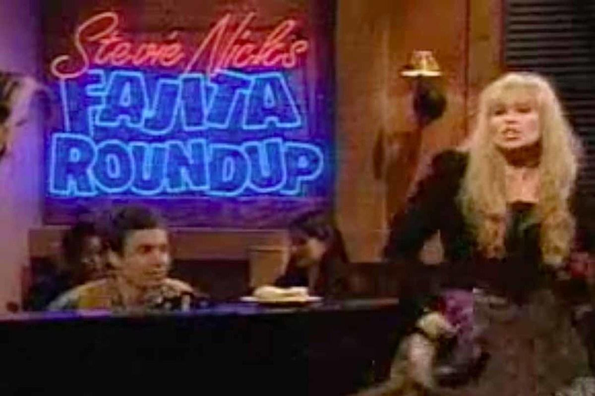 How 'Stevie Nicks' Fajita Roundup' Became an 'SNL' Cult Favorite