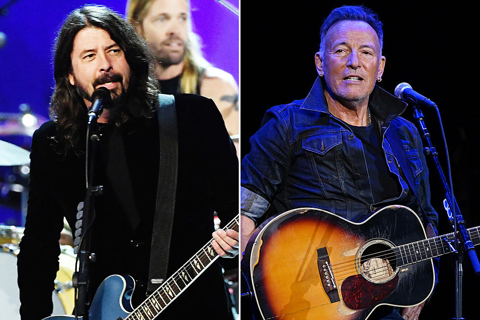 How Bruce Springsteen Humiliated Dave Grohl
