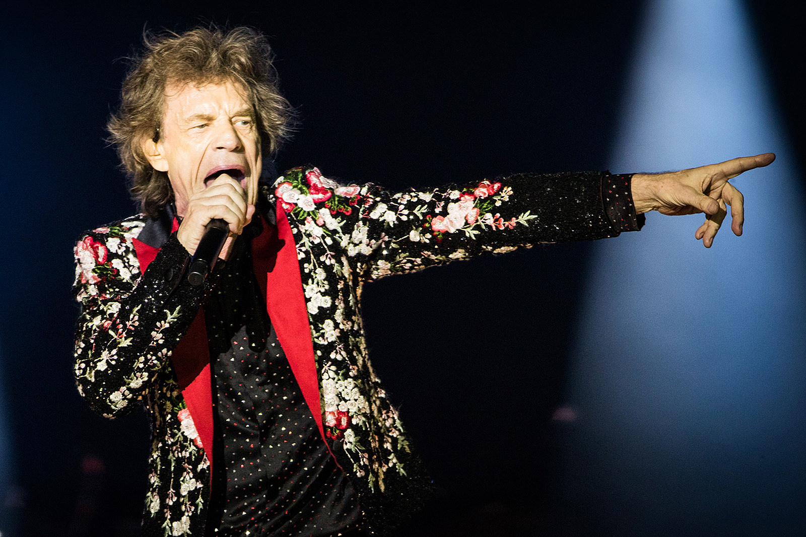 Mick Jagger Takes Aim at Anti-Vaxxers and Conspiracy Theorists