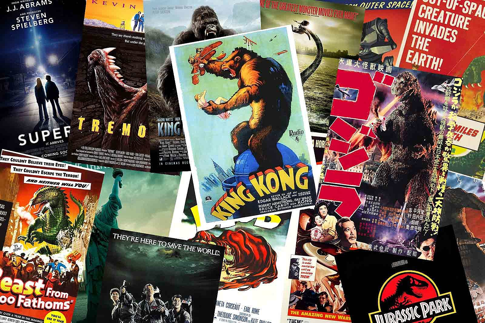 Top 15 Giant Monster Movies