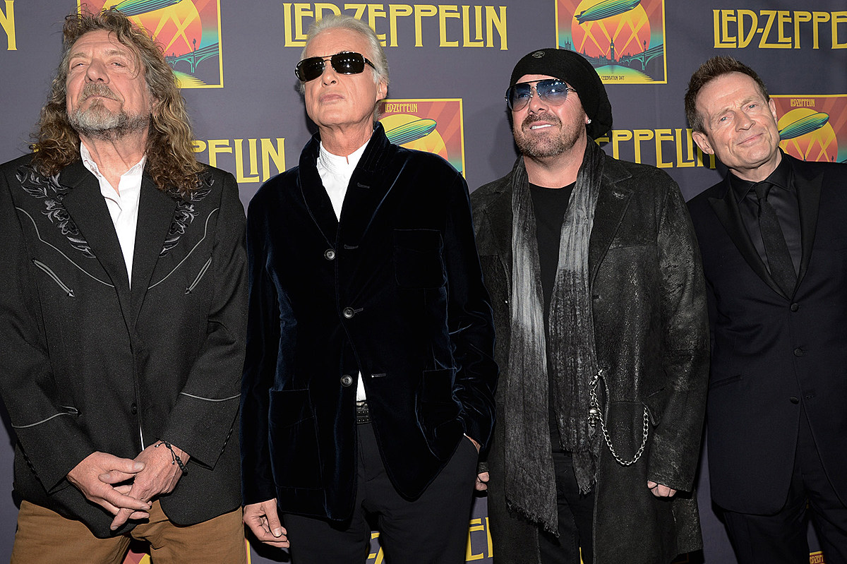 Led Zeppelin to Stage 'Celebration Day' Watch Party
