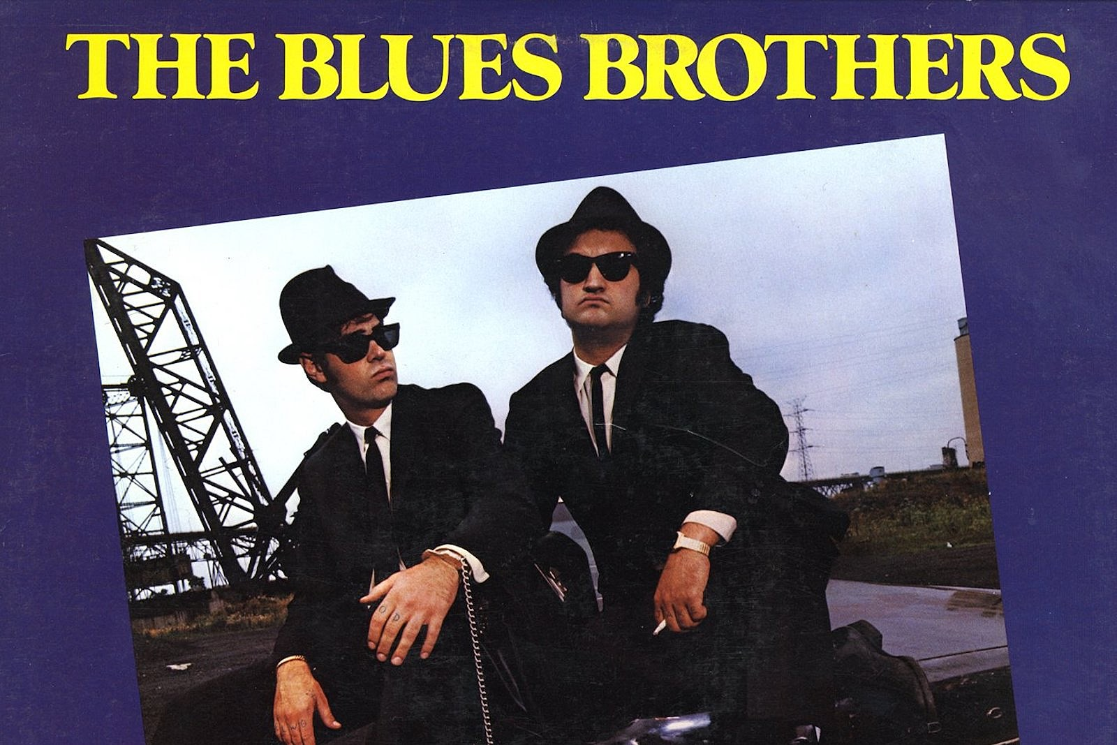 True Blue The Band Behind The Blues Brothers